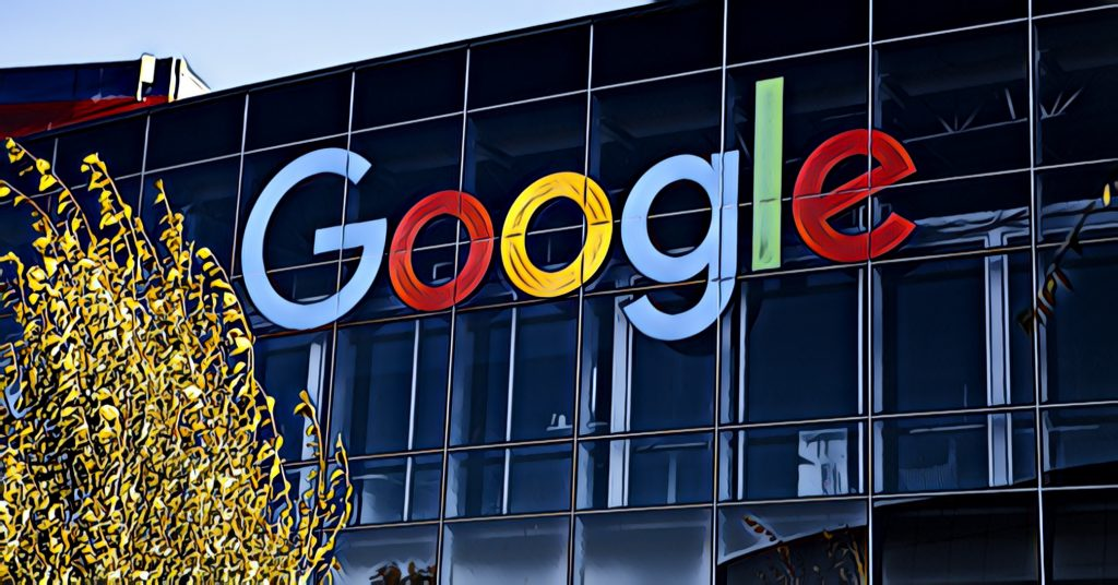 Google本社のビル